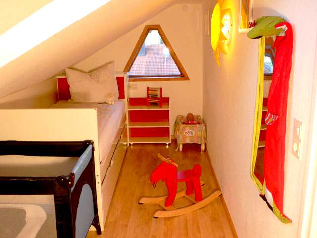 kinderzimmer familien ferienwohnung ammer. Black Bedroom Furniture Sets. Home Design Ideas