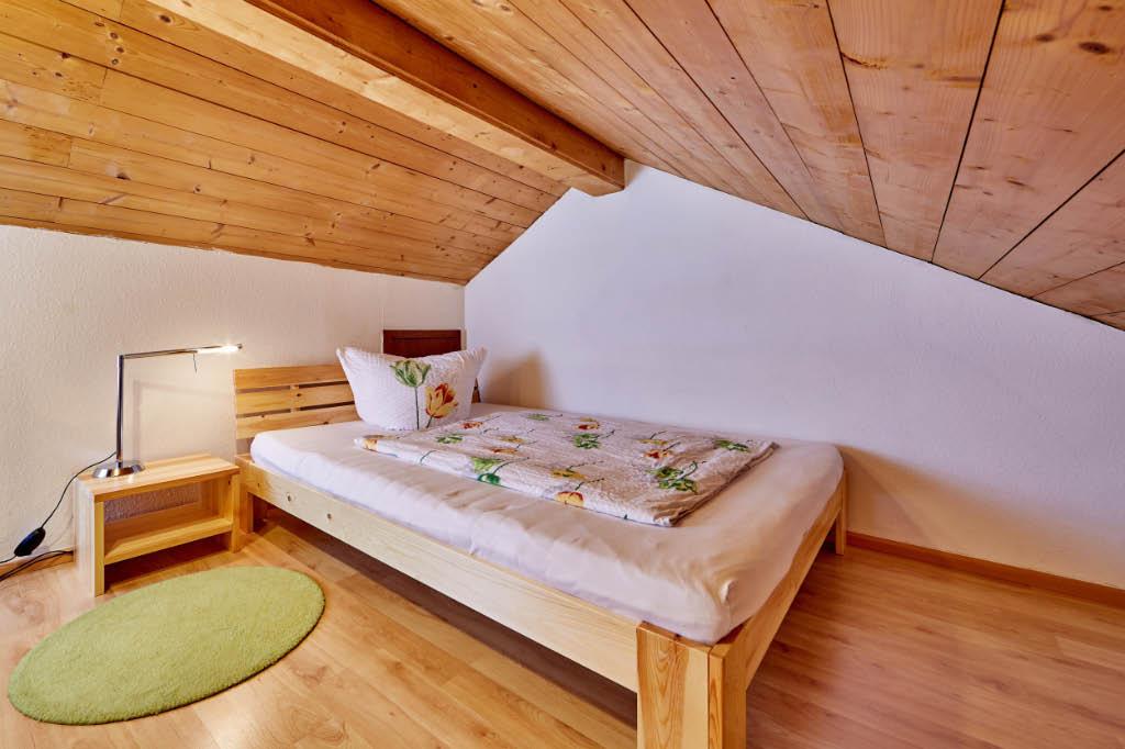 Wohnzimmer (5), Empore, Einzelschlafplatz